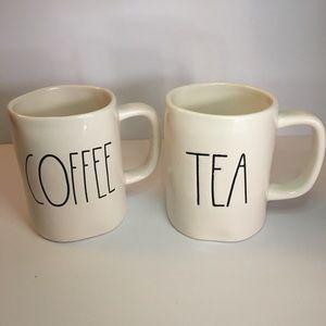 Rae Dunn Coffee and Tea Mugs